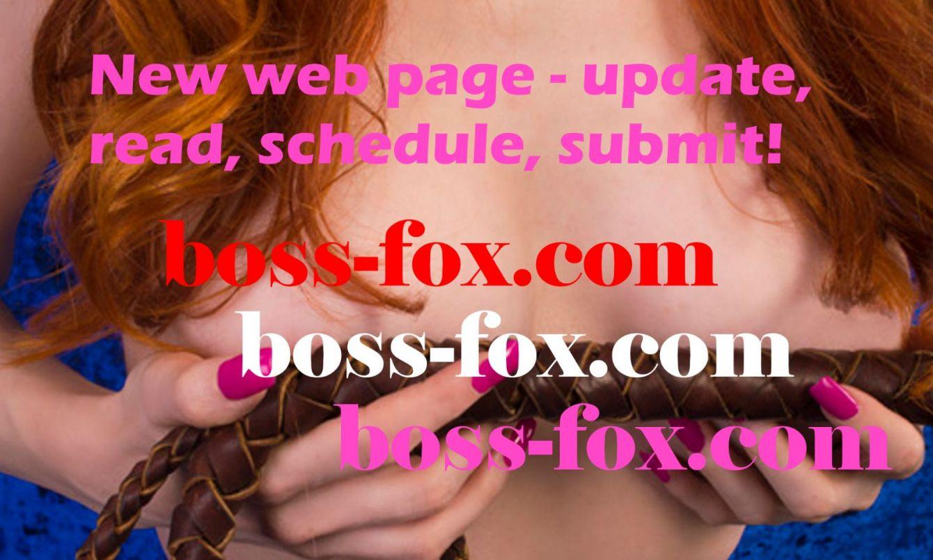 Ivory Boss Fox 7