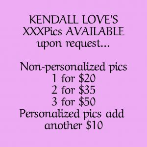 Kendall Love 9